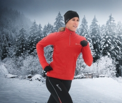 ODLO running: wintercollectie 2010-2011