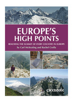 Europe's highest points