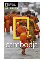 National Geographics reisgids Cambodja