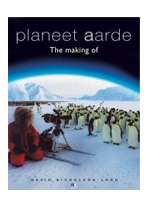 Planeet Aarde, de making of