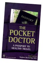 The Pocket Doctor; A Passport To Healthy Travel