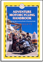 Chris Scott: Adventure motorcycling handbook