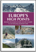 Carl McKeating en Rachel Crolla: Europe's highest points
