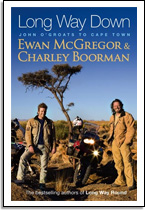 Ewan McGregor en Charley Boorman: Long Way Down