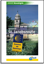 Dietrich Höllhuber: Spaanse St. Jacobsroute