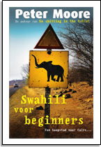 Peter Moore: Swahili voor beginners