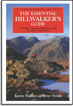 Kevin Walker en Peter Steele: The essential hillwalker's guide