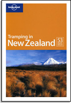 Lonely Planet: Tramping in New Zealand