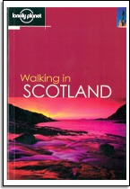 Lonely Planet: walking in Scotland
