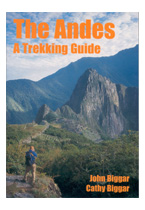 The Andes, a trekking guide