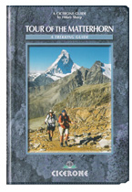 Tour of the Matterhorn, Hilary Sharp