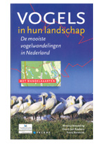 Vogels in hun landschap