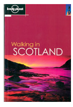 Walking in Scotland, Lonely Planet