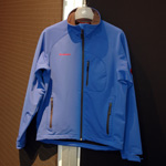 Mammut: topper in Soft Shells en Lucido Lights