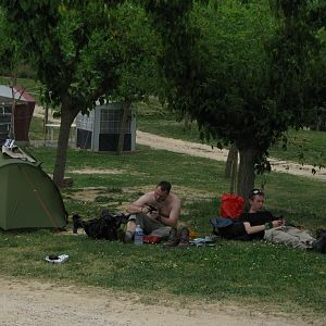 camping Vall d'Ager