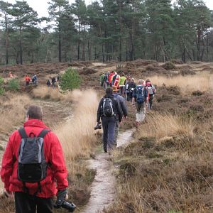 10 jaar Hiking-site