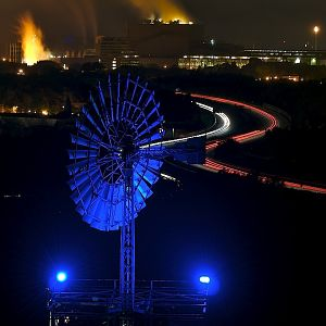 Landschaftspark @ Night...