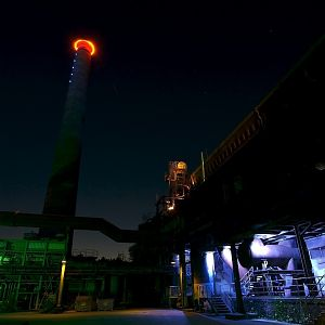 Landschaftspark @ Night